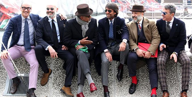 Pitti Uomo 2014  le tendenze « Pagine Tessili - Giornale on line del ... 4d49ed776b9