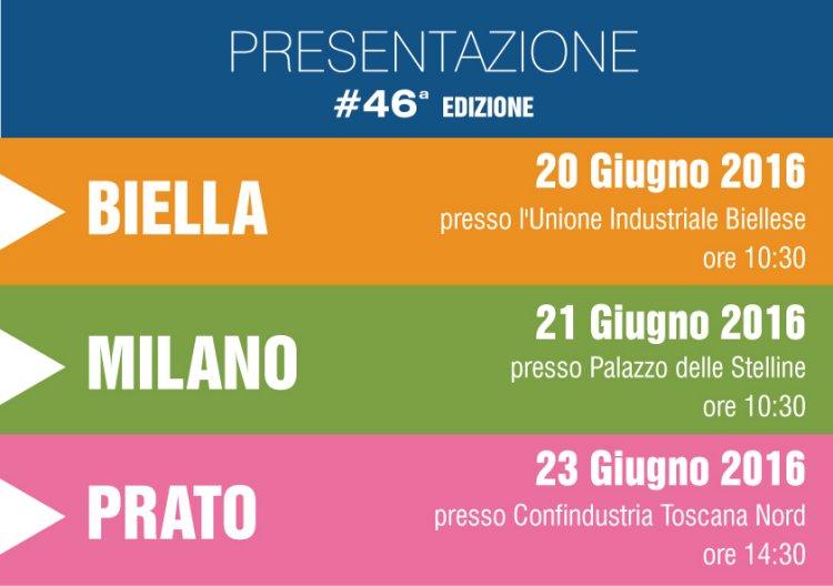 """089671eaf2f69 Oggi a Prato la presentazione di """"Filo"""" e le sue tendenze « Pagine ..."""