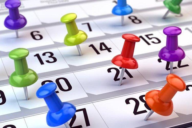 Calendario scadenze dichiarazioni 2017 pagine tessili for Scadenza presentazione 730 anno 2017