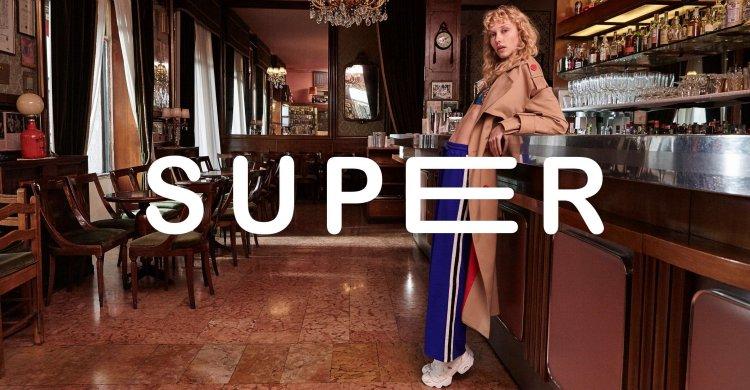 5b39622b0d56 SUPER by Pitti Immagine da domani a Milano. Le novità