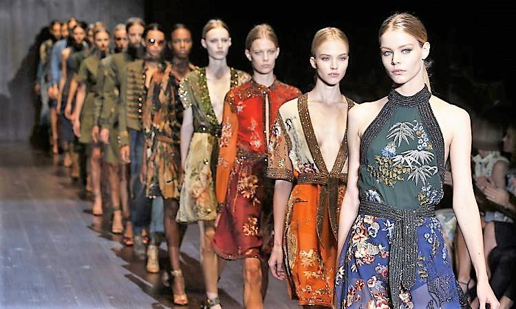 finest selection 58b03 9e3a6 La moda femminile italiana nel 2018/19 (Nota a cura di ...